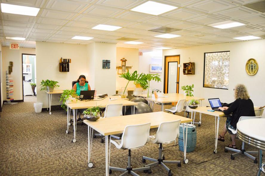 bất động sản văn phòng 2021